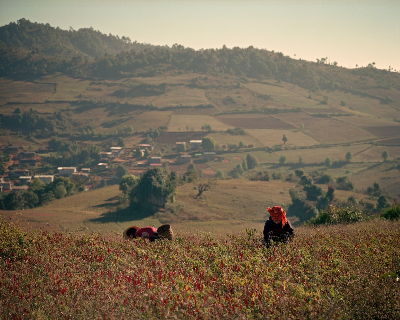 Myanmar, Kalaw to Inle Lake