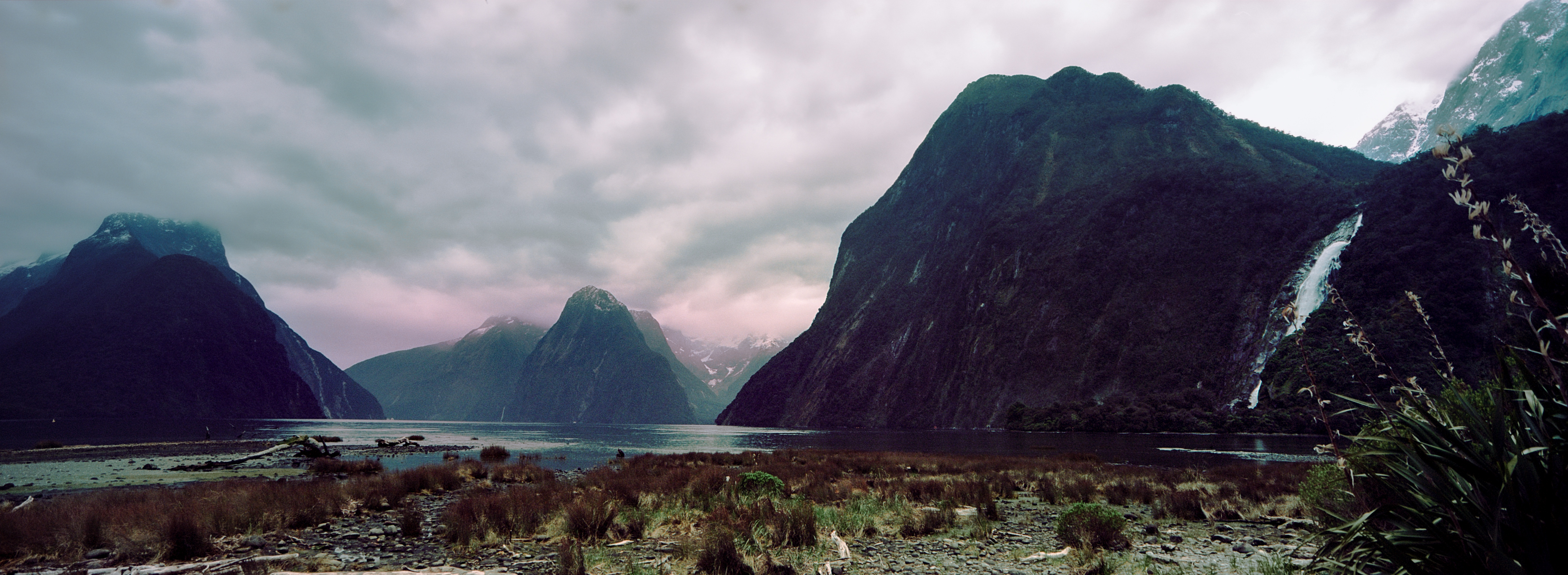 Millford Sound, Fiordland, South Island